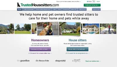 TrustedHouseSitters.com