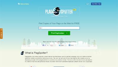 Plagspotter.com