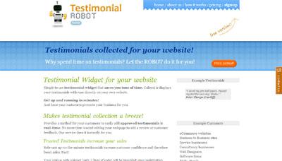 TestimonialRobot.com