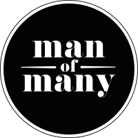 man of many_Logo