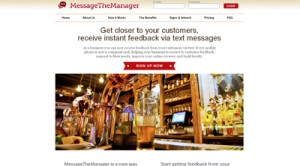 MessageTheManager.com