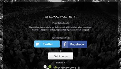 Blacklist.com