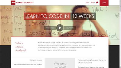 MakersAcademy.com