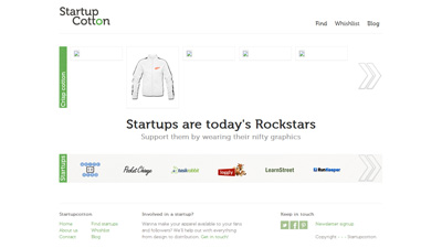 StartupCotton.com