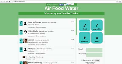 Airfoodwater.com