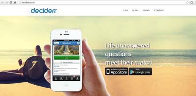 Deciderr.com