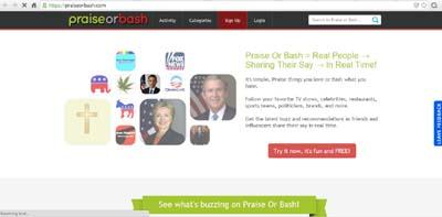Praiseorbash.com