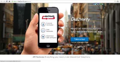 Dial2verify.com