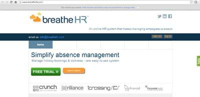 BreatheHR.com